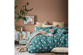 Gioia Casa Hugo Quilt Cover Set (Queen)