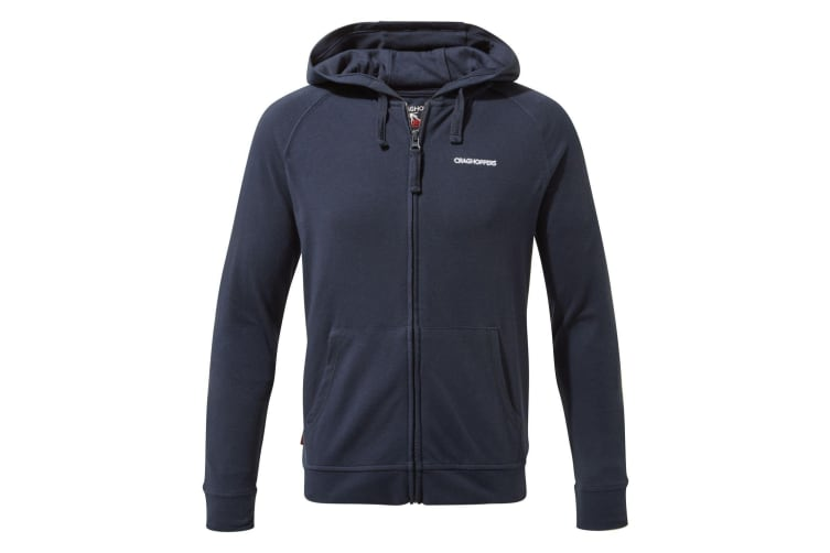 Craghoppers NosiLIfe Childrens/Kids Ryley Hoody (Blue Navy) (11-12 Years)