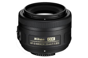 New Nikon NIKKOR AF-S 35mm f/1.8G F1.8 G DX (FREE DELIVERY + 1 YEAR AU WARRANTY)