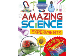 Discovery Pack: Amazing Science Experiments