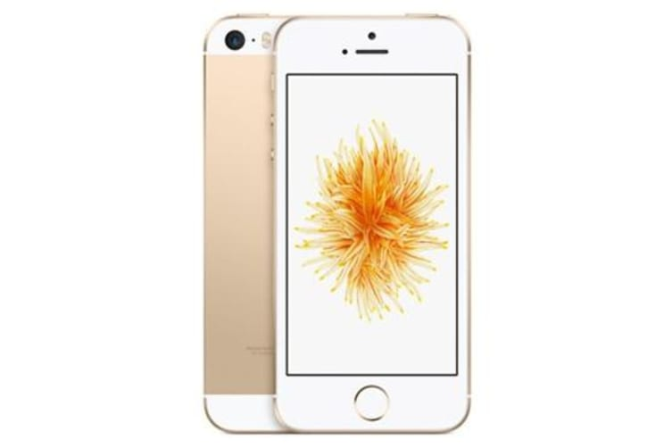 Used as Demo Apple iPhone SE 16GB 4G LTE Gold (6 month warranty + 100% Genuine)