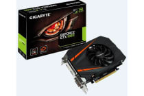 Gigabyte nVidia GeForce GTX 1060 Mini ITX OC 6GB PCIe Video Card 8K @ 60Hz DP HDMI 2xDVI VR Ready 1771/1556 MHz