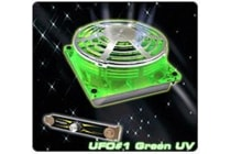 Thermaltake 90mm CPU Fan Green UV CPU Fan (LS)