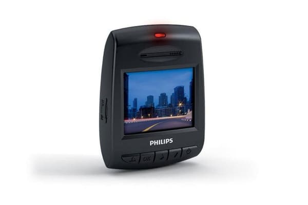 Philips ADR 610 Car Dash Cam