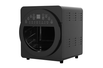 Healthy Choice Black 15L Intelligent Air Oven (AFO1500)