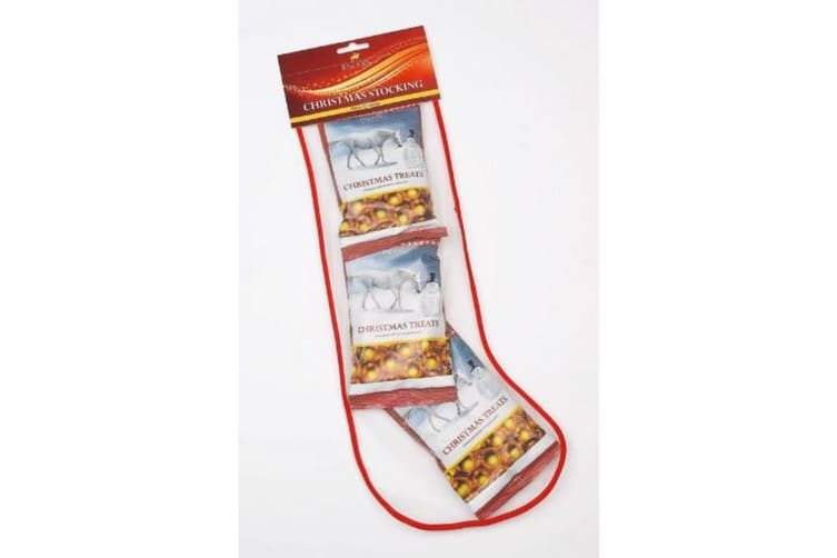 Lincoln Christmas Stocking For Horses (May Vary) (One Size)