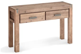 Nowra 2 Drawer Hall Table