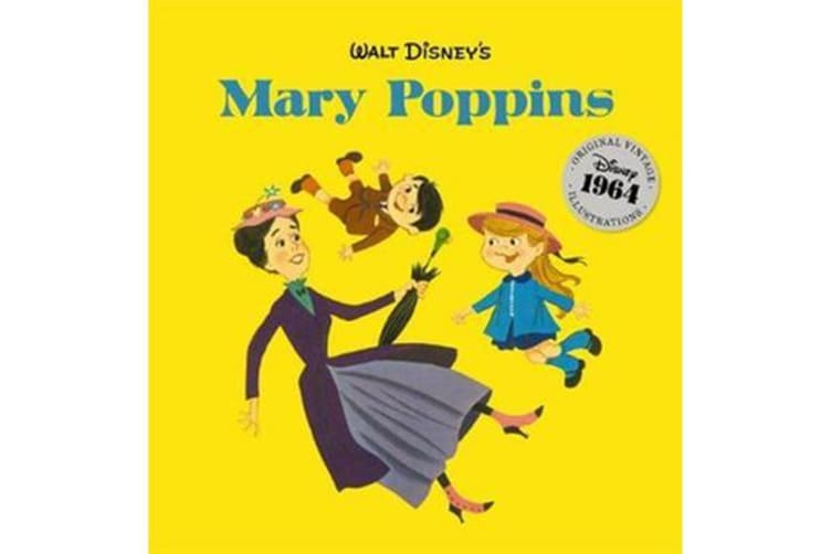 Disney - Mary Poppins Storybook