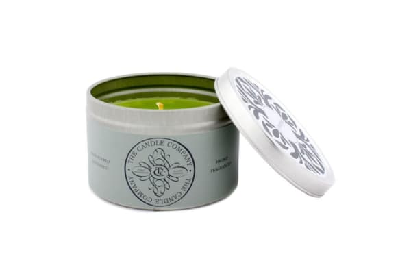 The Candle Company Tin Can Highly Fragranced Candle - Lemongrass ((1.5x3) inch)