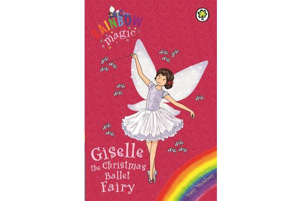 Rainbow Magic: Giselle the Christmas Ballet Fairy - Special