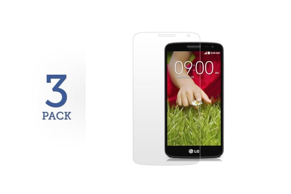 3 Pack Screen Protector for LG G2 Mini