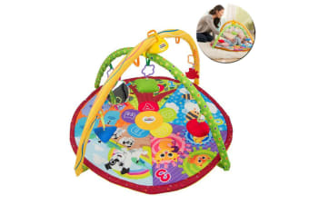 Lamaze ABC 123 Learning Musical Motion Gym Play Mat