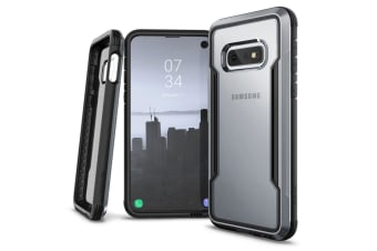 X-Doria Defense Drop Protection Shield Case Cover f/ Samsung Galaxy S10e Black