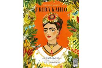 Portrait of an Artist - Frida Kahlo