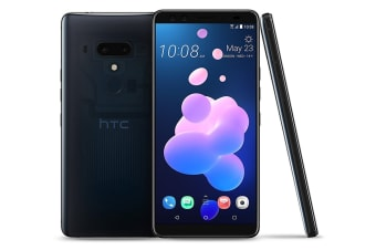 HTC U12+ Dual SIM (128GB, Translucent Blue)