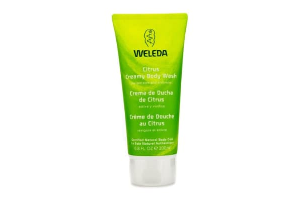 Weleda Citrus Creamy Body Wash (200ml/6.8oz)