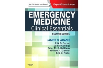 Emergency Medicine - Clinical Essentials (Expert Consult - Online and Print)