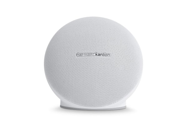 Harman Kardon Onyx Mini Bluetooth Speaker (White)