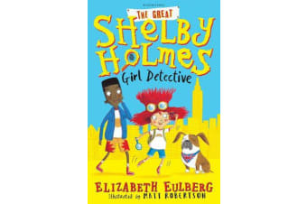The Great Shelby Holmes - Girl Detective