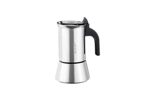 Bialetti Venus Stainless Steel Induction Espresso Maker 4 Cup