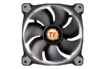 Thermaltake Riing 14 High Static Pressure White LED Radiator Fan