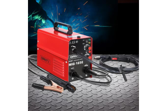 DC Inverter Welder MIG MMA Welding Machine Gasless Portable 165A