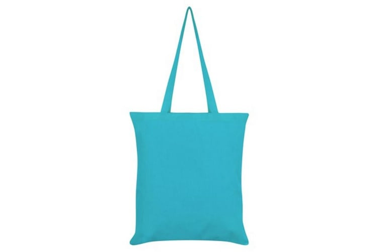 Inquisitive Creatures Highland Tote Bag (Blue) (One Size)