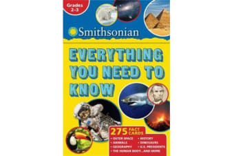 Smithsonian Everything You Need to Know - Grades 2-3