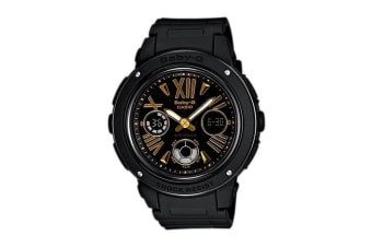 Casio Baby-G Ana-Digital Watch - Black/Gold (BGA153-1B)