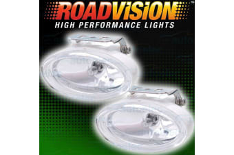 ROADVISION DRIVING LIGHT LIGHTS LAMP SPOT BEAM 55W WATT COMPACT OVAL 12V NS4W