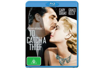 To Catch a Thief Blu-ray Region B