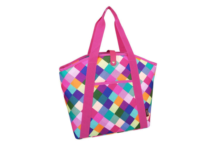 Sachi Insulated Cooler Bag - Harlequin