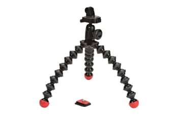 Joby GorillaPod Action Tripod with GoPro Mount (Black)
