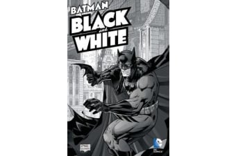 Batman Black And White TP Vol 01 New Edition