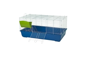 Flyline Bunny Hotel 120 Rabbit Guinea Pig Cage with Big Tray