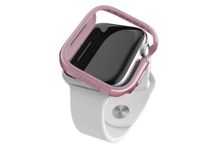 X-Doria Defense Edge Protective Case Cover for 40mm Apple Watch iWatch Rose Gold