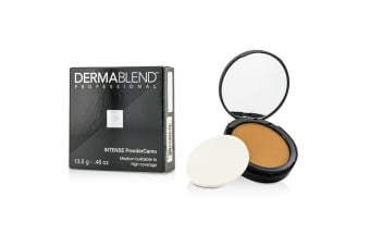 Dermablend Intense Powder Camo Compact Foundation (Medium Buildable to High Coverage) - # Suede 13.5g