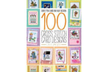 100 Cross Stitch Card Designs - Cross stitch cards for every occasion