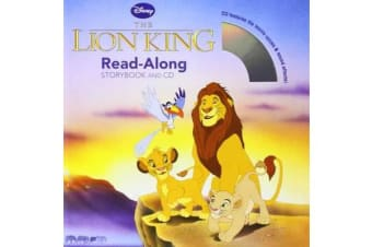 The Lion King - Read-Along Storybook