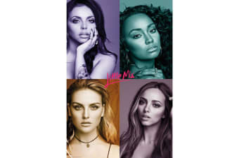 Little Mix Poster (Multi-colour)