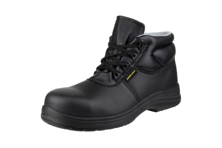 Amblers FS663 Mens Safety ESD Boots (Black) (7 UK)