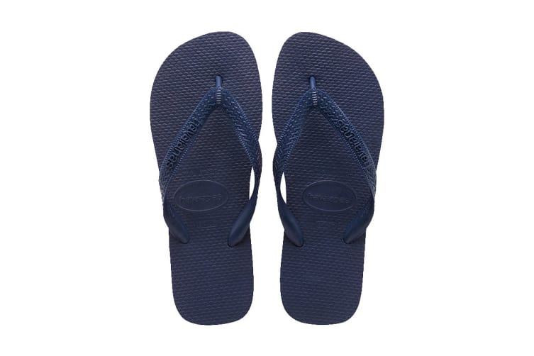 Havaianas Top Thongs (Navy Blue, Size 35/36 BR)