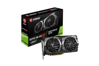 MSI nVidia GeForce GTX 1650 GAMING X 4GB GDDR5 8K 7680x4320@60Hz 2xDP1.4 HDMI2.0 TORX Fan 3.0 1695MHz