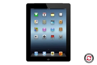 Apple iPad 4 Refurbished (16GB, Cellular, Black) - A Grade