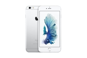Apple iPhone 6s Plus (64GB, Silver)