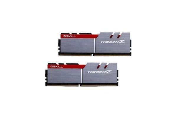 G.SKILL 32GB DUAL CHANNEL KIT (16GB X 2) PC4-25600/DDR4 3200MHZ 1.35V UNBUFFERED NON-ECC DESKTOP RAM PERFORMANCE SERIES - TRIDENT Z