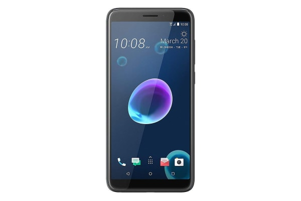 HTC Desire 12 Dual SIM (16GB, Cool Black)