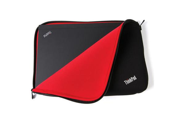 """Lenovo Thinkpad Fitted Reversible Sleeve - 12"""""""