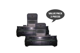 ML-1210D3 10S0063 109R639 E210 Black Premium Generic Toner (Two Pack)