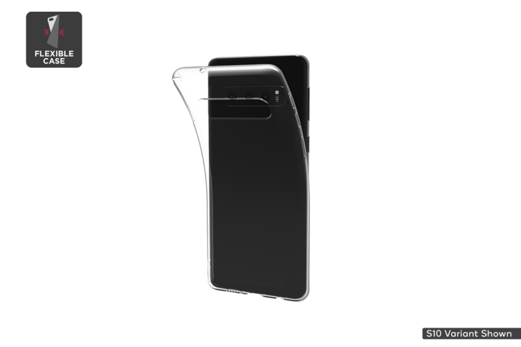 Samsung Galaxy S10 Plus Thin Case (Clear)